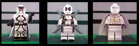 Lumbrax Studios Custom Minifigures
