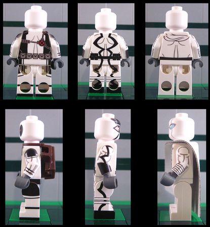 Lumbrax Studios Custom Minifigures Back