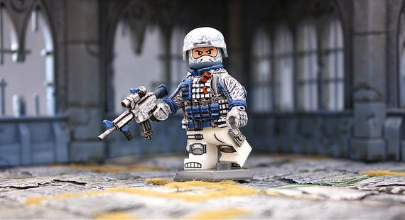 Winter Contingency Custom Minifigure