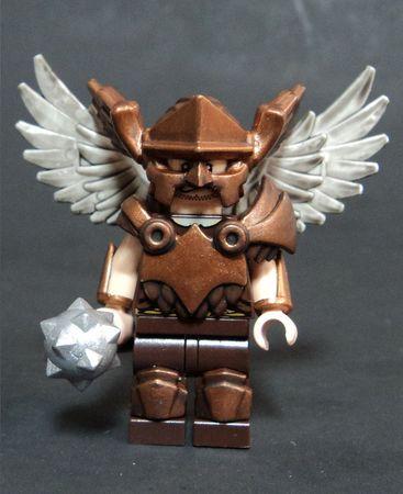 Hawkman Custom Minifigure