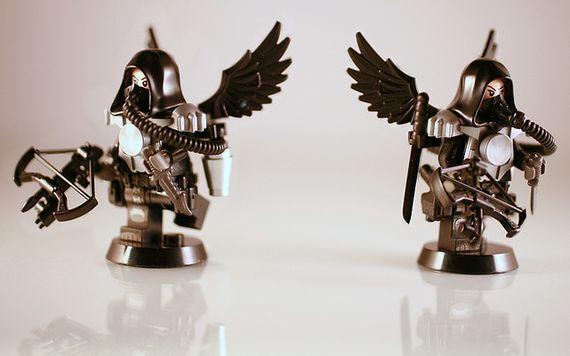 Valkyrie Assassin Custom Minifigure