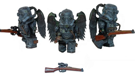 Arkangel 02 Custom Minifigure