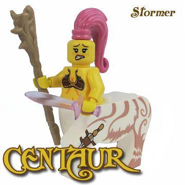 Brickforge Centaur Stormer