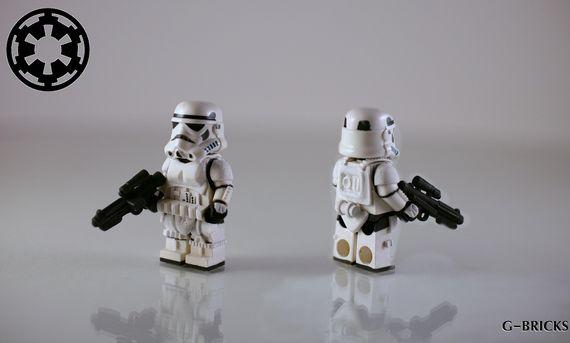 Stormtrooper Custom Minifigure