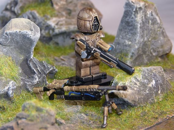 Apoc Sniper Reloaded Custom Minifigure