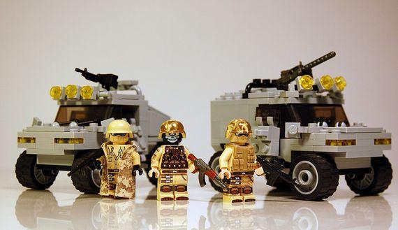 Desert Convoy MOC
