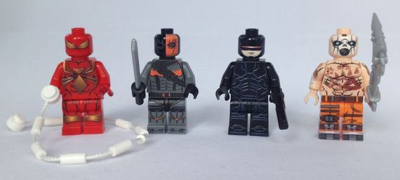 Fig Factory Custom Minifigures Wave 1