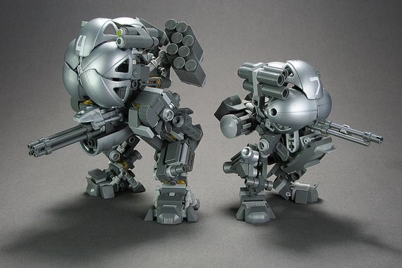UM-6 and UM-5 War Dolls