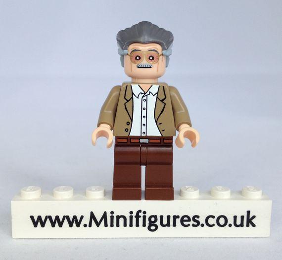 Stan Lee Custom Minifigure