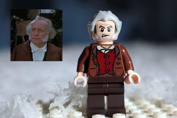 Ebenezer Scrooge Custom Minifigure