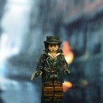 John Brick Custom Minifigure