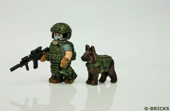 Patrol Custom Minifigure