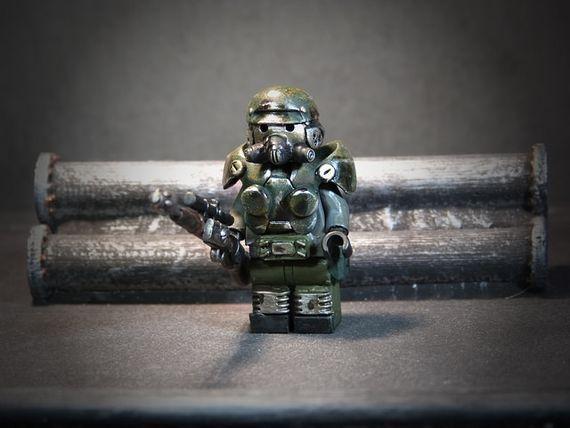 Apoc Sniper Custom Minifigure