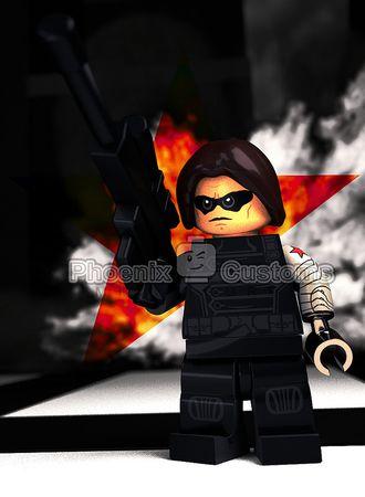 Cold War Assassin Render
