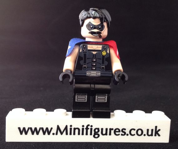 Comedian Christo Custom Minifigure