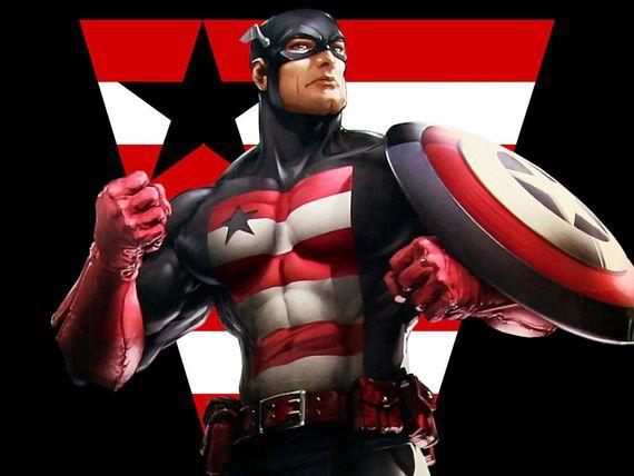 Marvel U.S Agent