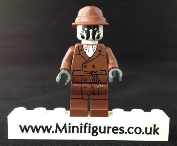 Rorshcach Christo Custom Minifigure