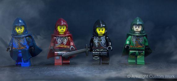 Arealight Female Assassins
