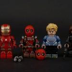 Lab9 Captain Marvel Custom Minifigure