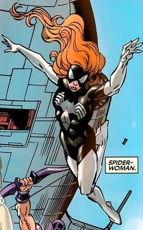 Julia Carpenter Spider-Woman