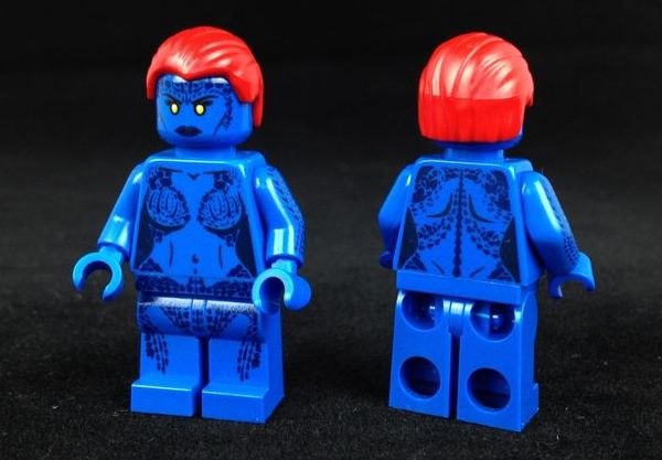 Shapeshifter Custom Minifigure
