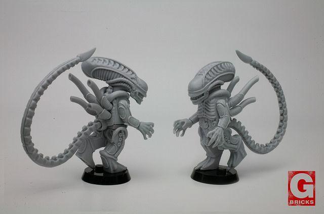 Alien Warrior Set