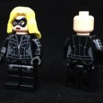 SH Minifigs x Bat Bricks Blonde Vigilante V2 Custom Minifigure