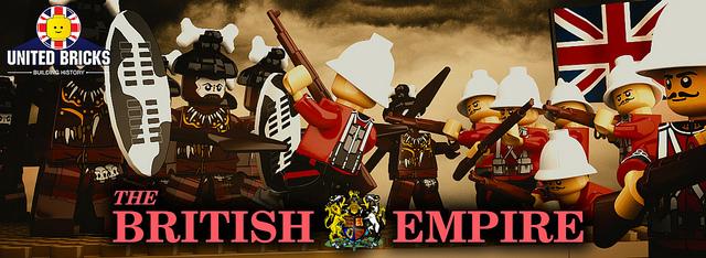 United Bricks The British Empire