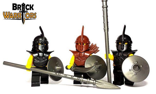 BrickWarriors Thralls