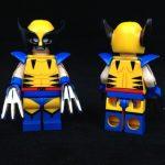 Dragon Brick Wolverine Custom Minifigure