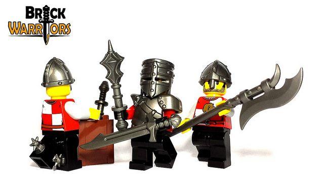 BrickWarriors Crusaders