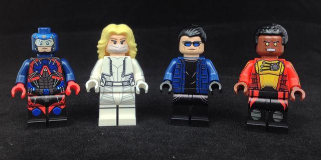 Legends of Tomorrow Custom Minifigures