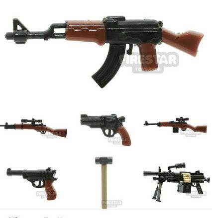 SIDAN Weapons