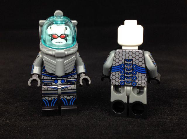 Arkham Freeze Onlinesailin Custom Minifigures