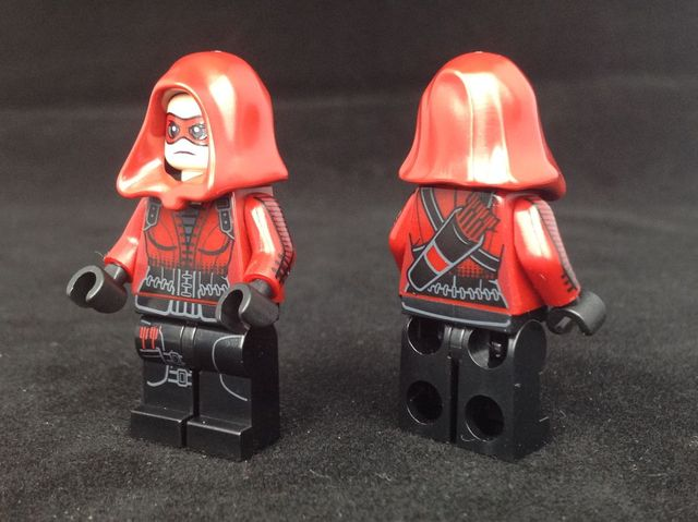 SH Custom Minifigs Swifty Custom Minfigure
