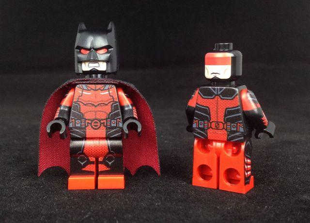Batman 3000 Custom Minifigure