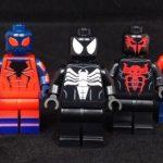 LeYiLeBrick Iron Man Damaged Custom Minifigures