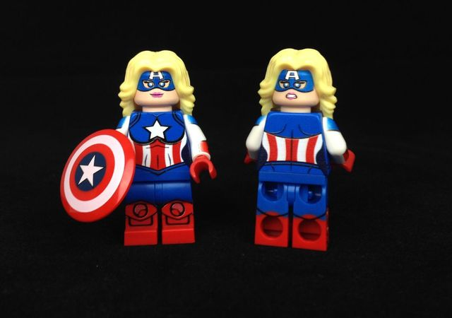 american-dream-leyilebrick-custom-minifigures