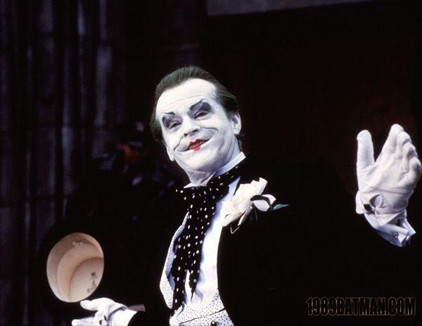 Batman 1989 Joker - Jack Nicholson