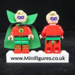 Green Lantern Alan Scott Custom Minifigure
