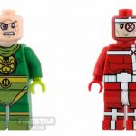 FirestarToys Evil Villains Custom Minifigures