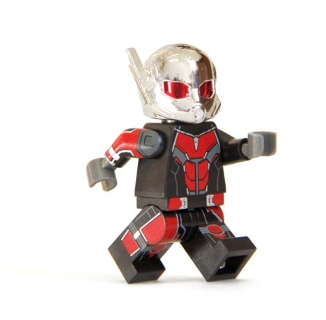 Micro-Man Custom Minifigure