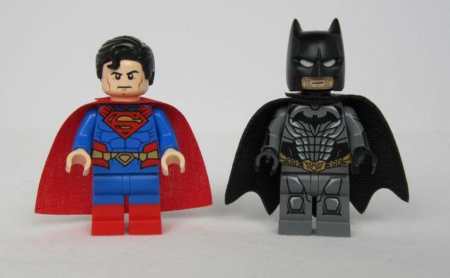 Injustice LeYiLeBrick Custom Minifigures