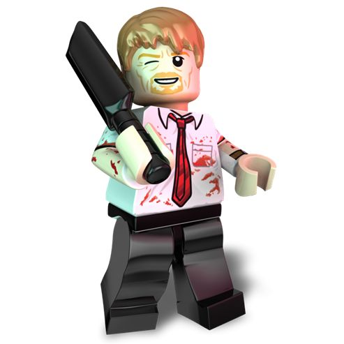 Shaun Custom Minifigure
