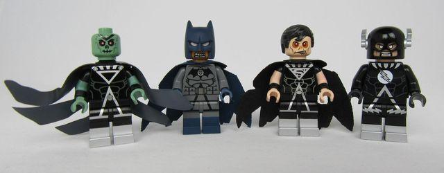 Black Lantern Custom Minifigures