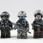 American Unit Custom Minifigures
