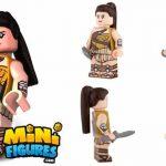 Amazon Wonder Custom Minifigure
