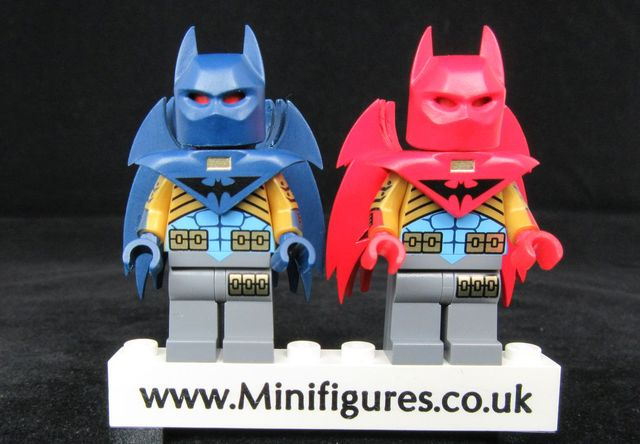 Azrael Batman UG Custom Minifigures