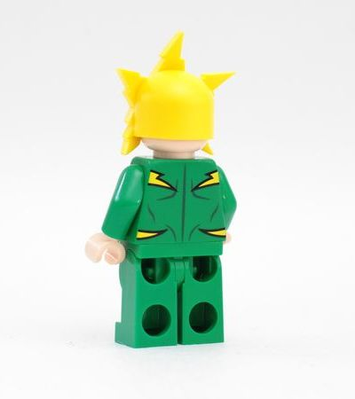 Electro Custom Minifigure Back
