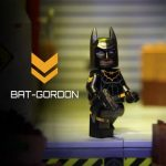 Bat Gordon Custom Minifigure